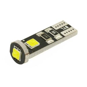 Interlook LED auto žárovka LED W5W T10 3 SMD CREE 3535 CAN BUS